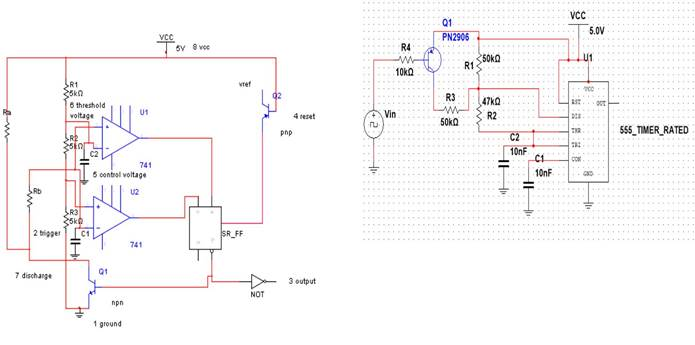 FREQUENCY-SHIFT-KEYING-USING-555 | Mini Projects | Electronics