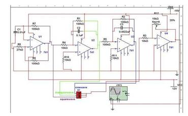 Function-Generator-Using-Op-Amps | Mini Projects ... on power supply schematic, switch schematic, receiver schematic, antenna schematic, signal generator software, signal generator description, signal transmission schematic, limiter schematic, ammeter schematic, signal generator ic, usb connection schematic, chorus schematic, signal generator icl8038, rheostat schematic, logic analyzer schematic, electrical schematic, signal generator pcb, signal generator graph, signal generator symbol, capacitor schematic,