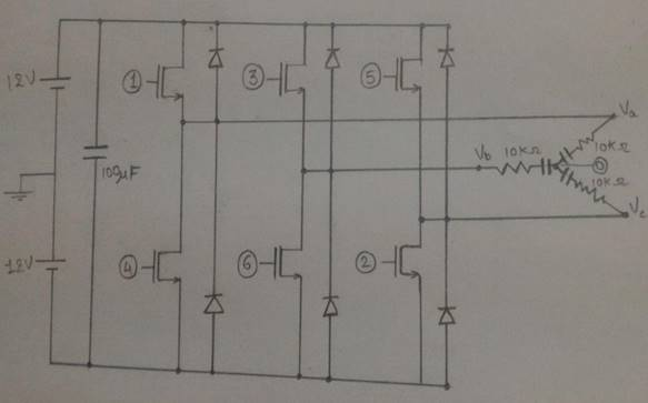 Three-Phase-Inverter-using-MOSFET-to-drive-BLDC-motor-and ... on 3 phase water heater schematic, 3 phase rectified dc waveform, 3 phase line filters inverters, 3 phase driver schematic, 3 phase power, 3 phase star animation, 3 phase converter, 3 volt power supply schematic, 3 phase solar schematic, 3 phase to 1 phase wiring diagram, 3 phase panel schematic, 3 phase welder schematic, 3 phase inverters with two, 3 phase wye, 3 phase vfd schematic, 3 phase control schematic, 3 phase ac drive schematic, 3 phase motor schematic,