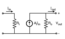 Current Amplifier