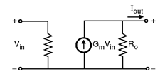 Transconductance-Amplifier