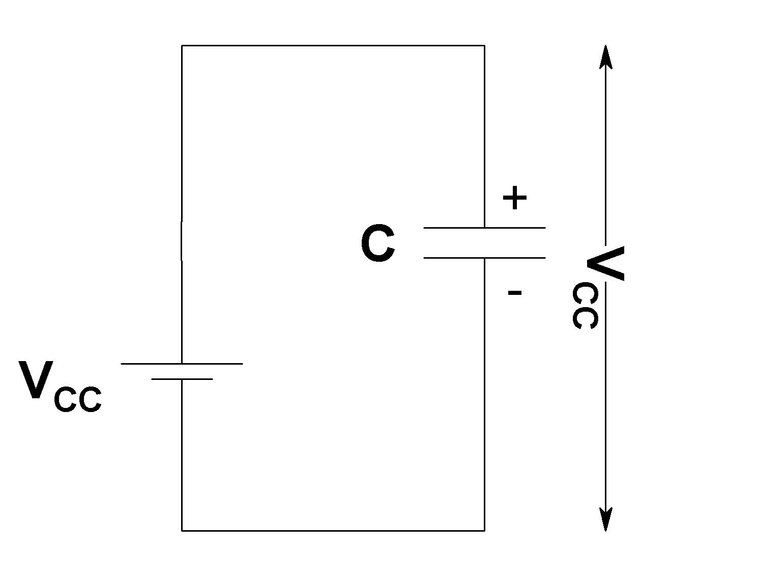 Ac Analysis Of Capacitor Electronics Tutorial Current Source Circuit On The Other Hand In A When Alternating Is Connected Because Positive And Negative Half Cycles