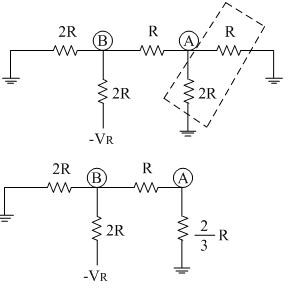 r 2r ladder dac analog integrated circuits electronics tutorial RC Circuit R 2r Ladder Circuit Diagram #6