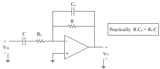 practical differentiator analog integrated circuits electronicsDifferentiator Operator With Op Amp #17