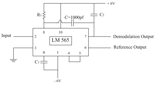 pll applications  electronics tutorial, wiring diagram